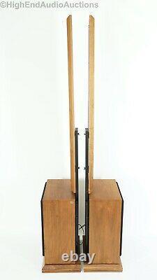 McIntosh XRT18 Floorstanding Speakers Tweeter Array Vintage Audiophile