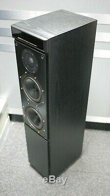 Meridian DSP5000 Floorstanding Speakers with 500 CD Transport mk1 Preowned