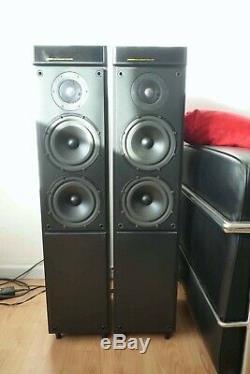 Meridian M60 Floor Standing Active Loud Speakers, REDUCED To Sell