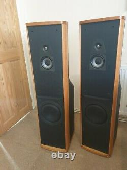 Mirage OM -7 Omnipolar Floor Standing Speakers Loudspeakers