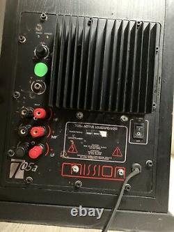 Mission 705 Active Floor Standing Speakers