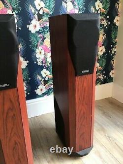 Mission 782 Floor standing Hi Fi Speakers in Rosewood