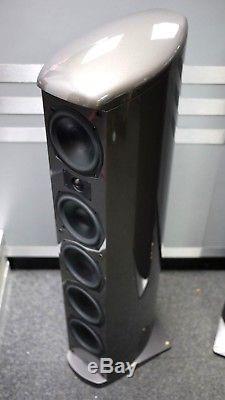 Mission Elegante E83 Floorstanding Speakers Preowned