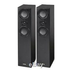 Mission LX-3 Floorstanding Speakers Black