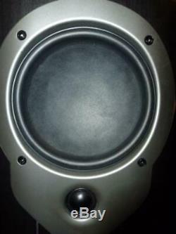 Mission M33i Floor Standing Speakers-25-100 WithCh-Superb Sound