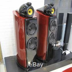 Mistral SAG-350 180W x 2 Hifi Floorstanding Tower Speaker (Pair)
