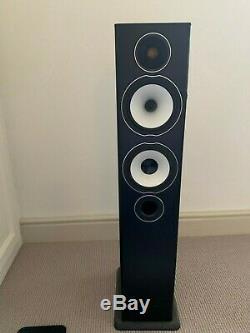 Monitor Audio Bronze 1 BX6 & 1 BX5 Floor Standing Speaker Black- Not a pair