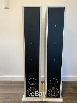 Monitor Audio Bronze 6 Floor-standing Speakers White Ash (Pair)