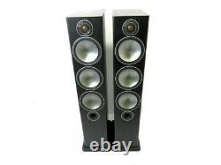 Monitor Audio Bronze 6 HiFi 150W 2-Way Floorstanding Speakers inc Warranty