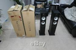 Monitor Audio Bronze BX5 Floor Standing Speakers Immaculate Boxed