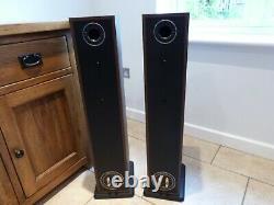 Monitor Audio Bronze BX5 floor standing speakers, Walnut. Very good condition