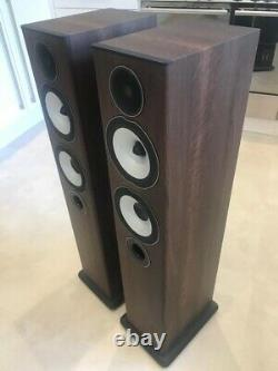 Monitor Audio Bronze floor standing speakers