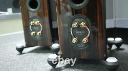 Monitor Audio GOLD 200 5G Floorstanding Speakers in Piano Ebony Preowned