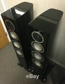 Monitor Audio GX 200 Floor-standing Speaker Pair Piano Black DNG-596
