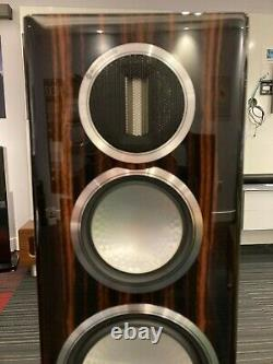 Monitor Audio Gold 300 4G Floor Standing Speakers in Piano Ebony Ex display
