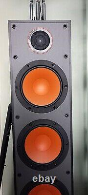 Monitor Audio Monitor 300 Floorstanding Speakers Boxed Near Mint Condition