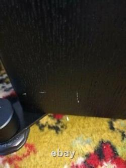 Monitor Audio Silver 200 Floorstanding Speakers in Black Oak Preowned