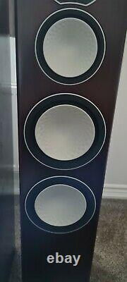Monitor Audio Silver 8 Floor Standing Speaker Walnut Boxed