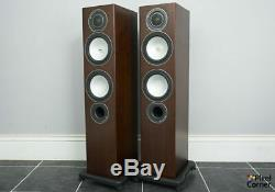 Monitor Audio Silver RX6 Floorstanding Hi-Fi Speakers FREE UK Mainland shipping