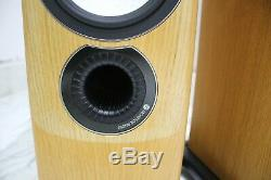 Monitor Audio Silver RX8 Floor standing stereo speakers bi wire bass