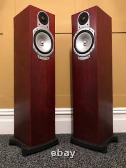 Monitor Audio Silver Rs5 Floor Standing Speakers. Modified. Superb Sound