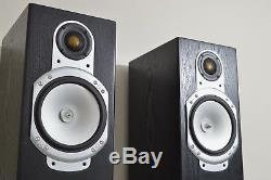 Monitor Audio Silver-rs6 Floor Standing Hi Fi Speakers. C-cam. Performers