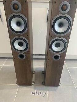 Monitor audio bronze 5 Floor Standing Speakers Excellent Condition No Reserve