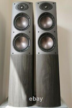 Mordaunt Short Aviano 6 Floorstanding Hi-Fi Bi-Wire Stereo Speakers £600 new