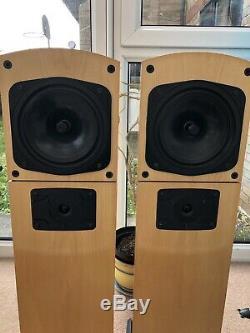 Naim Allae Floorstanding Speakers Excellent Condition