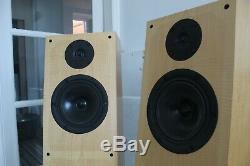 Naim Audio Ariva Floor standing stereo speakers N-sat