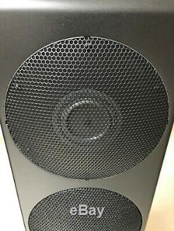 Naim Ovator S-400 Floorstanding Speakers Zebrano Mint condition