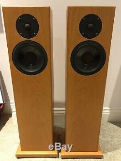 Neat Acoustics Mystique 2 Floor Standing Bi-Wireable Hi End Audiophile Speakers