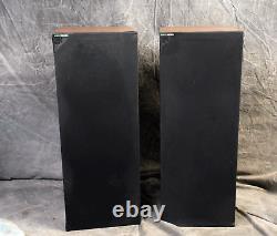 PAIR KEF C40 Floor Standing Speakers SOUND GREAT 1988