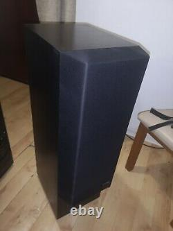 PAIR KEF Reference 104.2 Audiophile Speakers Time Warp Condition Boxed! Floor
