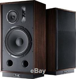 PAIR MAGNAT TRANSPULS 1500 Floor Standing Speaker Tower Loudspeakers Hifi Audio