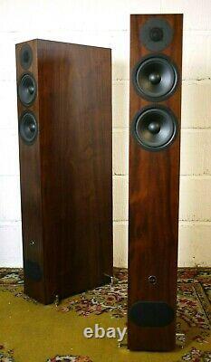 PMC FACT 8 Floorstanding Speaker in Walnut Preowned 3 Month Warranty