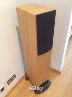 PMC FB1+ Floor Standing Speakers Plus TB2+ Centre Speaker