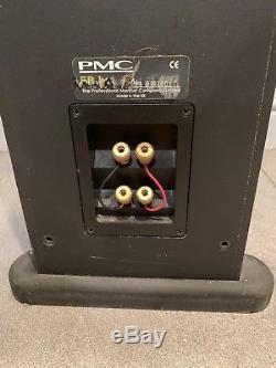 PMC FB1 Floorstanding Speakers BLACK