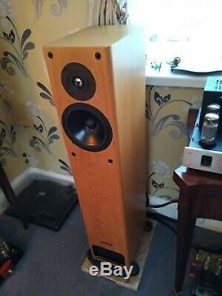 PMC FB1 Floorstanding Speakers Mint with marble bases