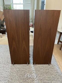 PMC Fact 8 Floorstanding Speakers Walnut Excellent Condition