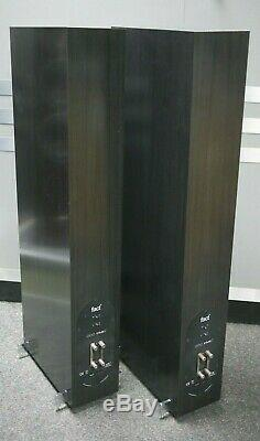 PMC Fact 8 Floorstanding Speakers in Graphite Poplar Preowned