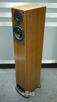 PMC GB1 Floorstanding Speakers in Walnut Preowned