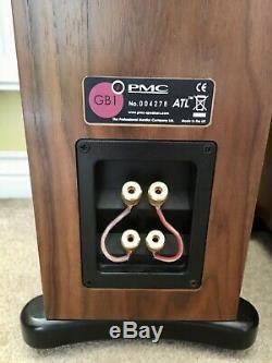 PMC GB1i floorstanding speakers