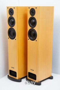 PMC OB1 floorstanding speakers working well