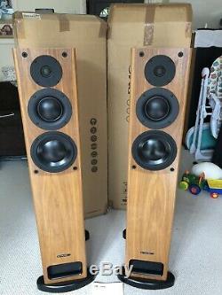 PMC OB1i ATL Floorstanding Speakers Stereo/Home Cinema Surround BOXED