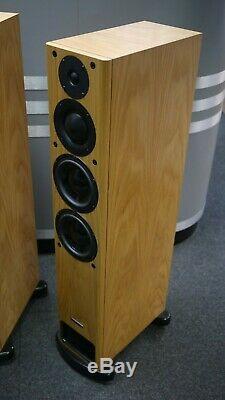 PMC PB1i Floorstanding Speaker in Oak Preowned