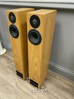 PMC Twenty5 23 Floorstanding Speaker Pair Oak