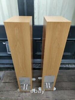 PMC Twenty5 23 Floorstanding Speakers Oak Ex Demo Hardly Used