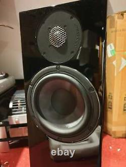 PMC Twenty5.24 Floor standing Speakers Diamond Black CTI NIN-1095
