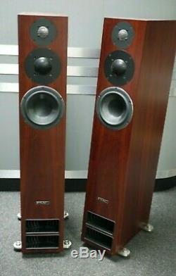 PMC Twenty5 26 Floorstanding Speakers in Amerone Preowned with Warranty
